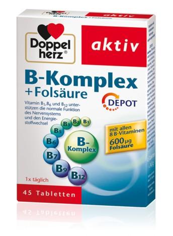 Doppelherz B-Komplex DEPOT