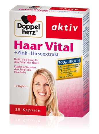 Doppelherz Haar Vital