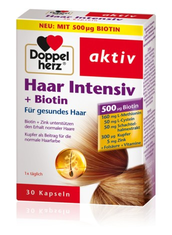 Doppelherz Haar Intensiv